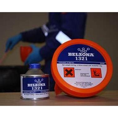 Belzona 1321 (Ceramic S-Metal)