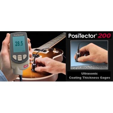 Ультразвуковой толщиномер DeFelsko PosiTector 200 - доступная цена