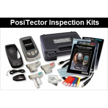 Набор инспектора для контроля качества защитного покрытия Defelsko Inspection Kit - купить в Украине