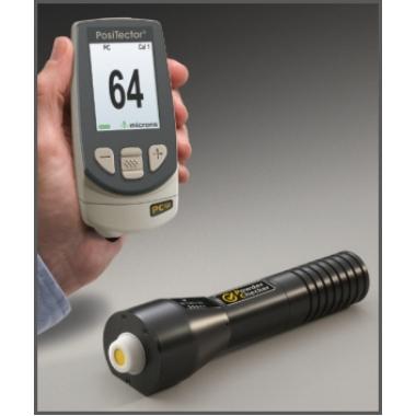 Бесконтактный толщиномер покрытий DeFelsko PosiTector Powder Checker - купить в Украине