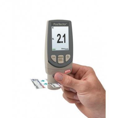 Цифровой толщиномер методом реплик на ленте TESTEX DeFelsko PosiTector RTR - цена в Украине