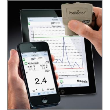 Беспроводные датчики PosiTector SmartLink