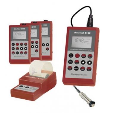 Толщиномер покрытий ElektroPhysik Minitest 4100 - купить в Украине