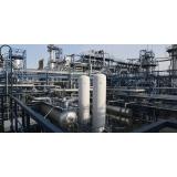 Защита систем газоочистки нефтехимической промышленности