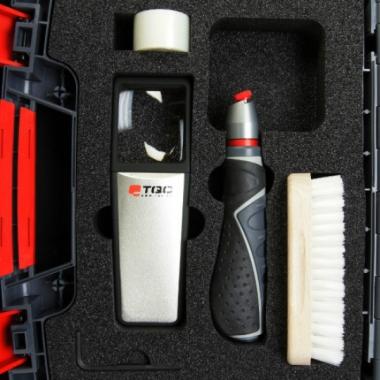 Тестер адгезии покрытий методом решетчатых надрезов TQC CC2000 - купить в Украине по выгодной цене