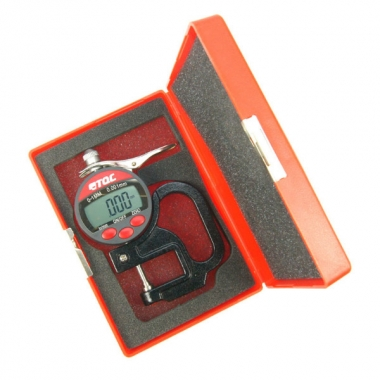 Толщиномер TQC SP1570 (на ленте TESTEX, цифровой) - цена в Украине
