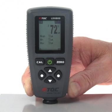 Толщиномер покрытий TQC LD0800 - купить в Украине по доступной цене