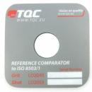 Эталон шероховатости (Компаратор профиля поверхности) TQC LD2040 / 2050 по ISO 8503…