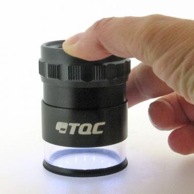 Портативный микроскоп для контроля поверхности TQC LD6169 - купить в Украине по доступной цене