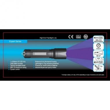 Фонарь ультрафиолетовый TQC LD7290 - доступная цена