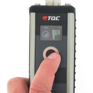 Детектор микроотверстий методом влажной губки TQC PINHOLE DETECTOR - доступная цена