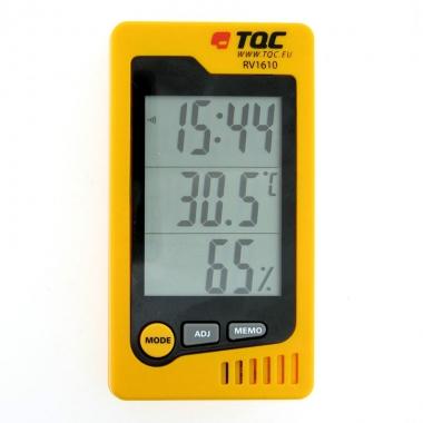 Термогигрометр цифровой TQC RV1610 - купить в Украине