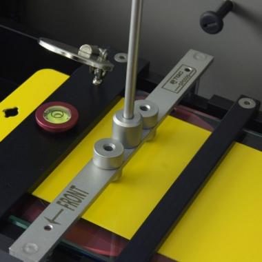 Цифровой маятниковый твердомер по методу Persoz, Konig TQC SP0500