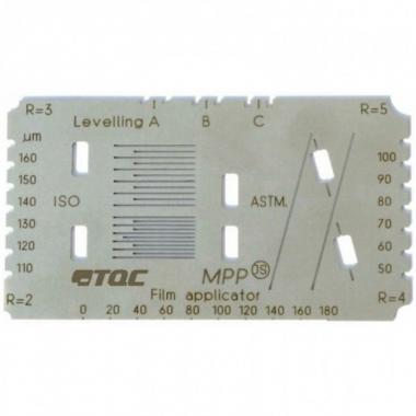 Универсальный набор для оценки адгезии / измерения толщины мокрого слоя TQC SP3000 - цена в Украине