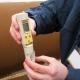 Набор Бресле с пластырями согласно ISO 8502-6 (Bresle Kit) TQC SP7310 - цена в Украине