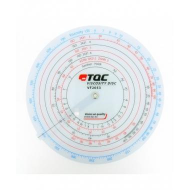 Диск для пересчета вязкости TQC VF2053 - цена в Украине