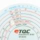 Диск для пересчета вязкости TQC VF2053 - купить в Украине по доступной цене