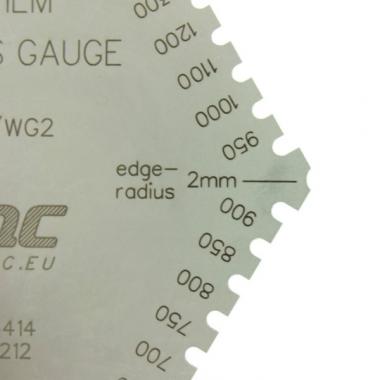 Толщиномеры мокрой пленки TQC WG - цена в Украине