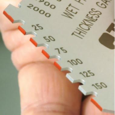 Толщиномеры мокрой пленки TQC WG - доступная цена