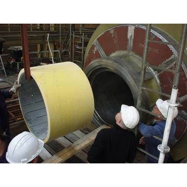 Подшипники для дноуглубительного флота - купить в Украине по доступной цене