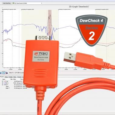 Измеритель точки росы TQC Dewcheck 4  - доступная цена