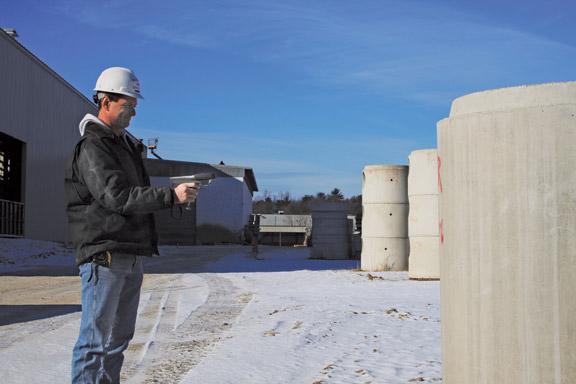 Приборы измерения прочности бетона