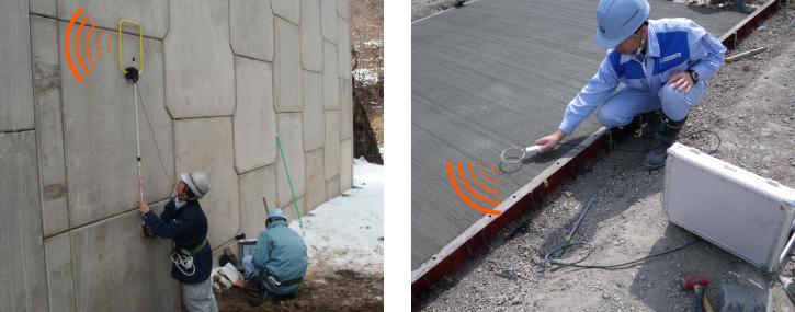 измерениt прочности бетона