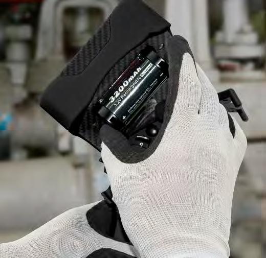 Vucam XO работа от аккумуляторной батареи
