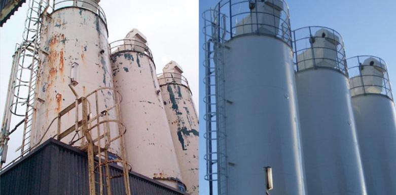 защита оборудования полимерами белзона
